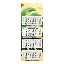 4-Monatsblockkalender, Standard, Standard, Auswahl Werbeanbringung erforderlich