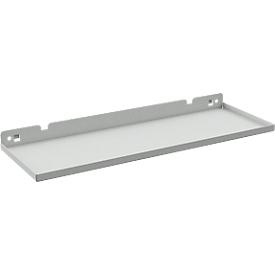 Ablageboard Serie TPB, Tragkraft 4 kg, B 350 x T 120 mm
