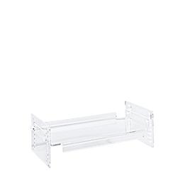 Acryl-beeldschermdrager, 6 mm materiaaldikte, transparant
