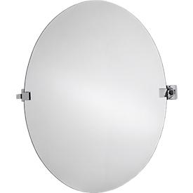 Acryl spiegel, ovaal, dikte 3 mm