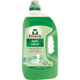 Afwasmiddel citroen Frosch, 5 liter