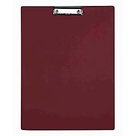 ALCO klembord, A3 staand, kunststof, rood
