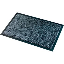 Alfombra antisuciedad Premium, ancho 400 x largo 600 mm, de poliamida, gris