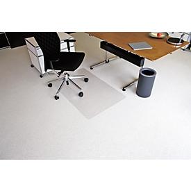 Alfombra para silla de oficina Ecoblue®, ancho 750 x 1200 mm