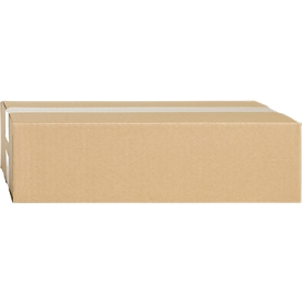 Allround kartonnen doos, enkele golf, 305 x 215 x 80 mm, A4