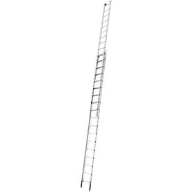 Alu-trekkabelladder Stabilo, 2-delig, 2x15 sporten