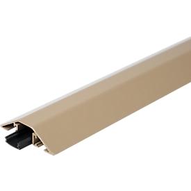 Aluminium kabelbruggenset, L 400 mm, beige
