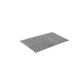 Aluminium laadbrug, L 750 x B 1500 mm