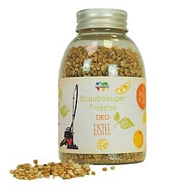 Ambientador para aspirador de polvo Numatic, p. aspirador con bolsa, aroma a té helado, botella dosificadora 250 ml