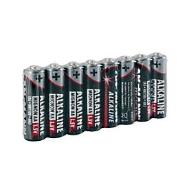 Ansmann Alkaline-batterijen Mignon AA, 8 stuks