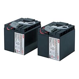 APC Replacement Battery Cartridge #55 - USV-Akku - Bleisäure