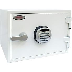 Armario ignífugo FS 1281 E, cerradura electrónica