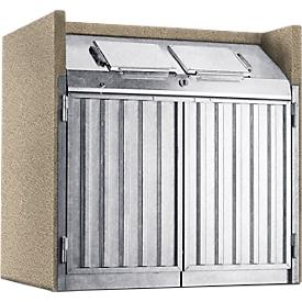 Armario para contenedor de basura EV plus 110.0