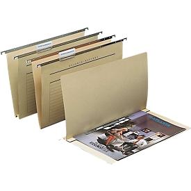 Atlanta Hangmappen voor laden Alzicht, folio, V-bodem, ref. 6620-15, 25 stuk