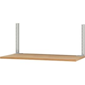 Aufbauportal & Aufbausäulen Set, für niedrige Aufbauten, pulverbeschichtet, H 800 mm