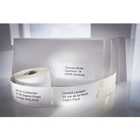 AVERY® Zweckform Rollenetiketten Nr. AS0722520, permanent, 1 x 500 Stück