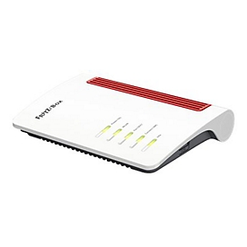 AVM FRITZ!Box 7530 AX - Wireless Router - DSL-Modem - 802.11a/b/g/n/ac/ax - Desktop