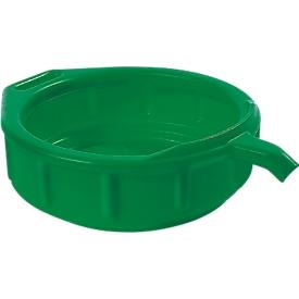 Bak voor afgewerkte olie en koelvloeistof, polyetheen, 19 liter