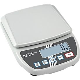 Balanza de laboratorio Kern EMS, máx. 6kg, intervalos de 1g