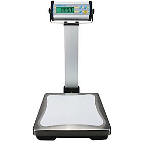 Balanza de plataforma serie CPWplus P, con función de retención y ponderación, a prueba de salpicaduras, 35kg
