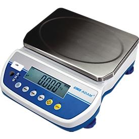 Balanza de sobremesa Adam Latitude (LBX 3), rango de medición 3 kg