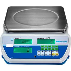 Banktelweegschaal (CCT 32), zonder kalibratie, weegbereik 32 kg