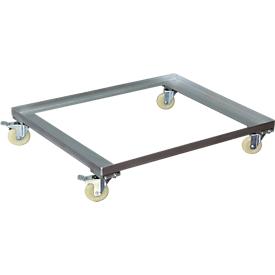 Bastidor rodante para caja con dimensiones norma europea, 600 x 400mm