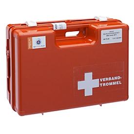 Bedrijfsverbanddoos conform de richtlijn van het Oranje Kruis
