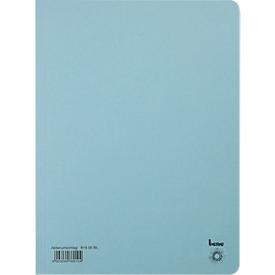 bene Aktenumschlag, DIN A4, blau