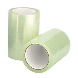 Beschermfolie voor etiketten, 150 mm breed, 12 rollen