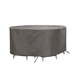 Beschermhoes, rond, voor meubelsets, professionele uitvoering, Ø2000xH850 mm