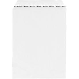 Beutel mit Haftklebeverschluss Selbstklebeverschlussbeutel, 165 x 220 mm, 50 µ