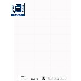 Biella Beschriftungs-Etiketten für Hängemappen, 60 x 30 mm auf Bogen A4
