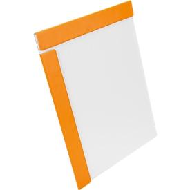 Biella Magnet-Klemmbrett Attraction, orange