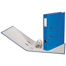 Biella Ordner Plasticolor® A4 4 cm, blau