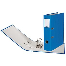 Biella Ordner Plasticolor® A4 7 cm Blau