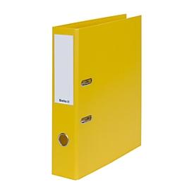 Biella Ordner Recycolor, gelb