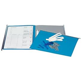 Biella Registerhängemappe Original blau