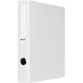 Biella Zeigebuch Dinor-Quatro A4 4 cm 4-Ring, weiß