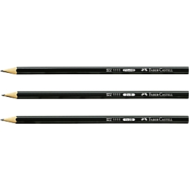 Bleistift Faber-Castell 1111, 12 Stück, B