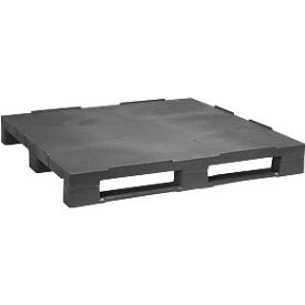 Blokpallet, 1000 x 1200 mm, 5 stuks