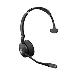 Bluetooth-headset Jabra Engage 75, Bluetooth 5.0, met USB-kabel, bedieningstijd tot 13 uur, stand-by tot 52 uur, mono-versie