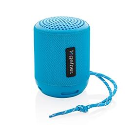 Bluetooth-Lautsprecher Soundboom, IPX4 wasserdicht, hellblau, WAB 12 x 38 mm