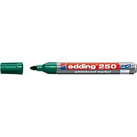 Boardmarker Edding 250, 1 Stück, grün