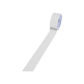 Bodenmarkierungsband, 50 mm breit, weiß