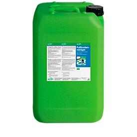 Bodenreiniger BIO-CIRCLE®, für Fliesen/Holz/Linoleum/PVC/Gummi/matte Steinböden, wasserbasiert, schaumarm, lösungsmittelfrei, 20 l in Kanister