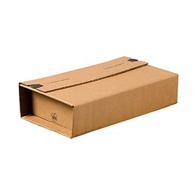 Boekverpakkingen, 147 x 126 x 55 mm, 20 stuks