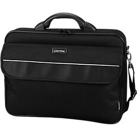 Bolsa para portátil LIGHTPAK® Elite L, para portátiles de 17 pulgadas, 1 compartimento exterior con cremallera,