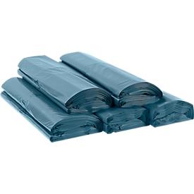 Bolsas de basura premium, material LDPE, grosor 60 my, 70 l, L 1000 x W 575 mm