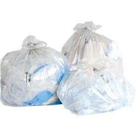 Bolsas de basura y reciclaje TRILine® de gran volumen, polietileno reciclado, 240 l, 100 unidades